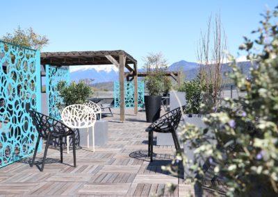 terrasse chambery